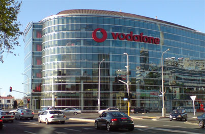 Vodafone Building, Auckland Central